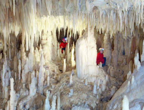 La grotta bianca