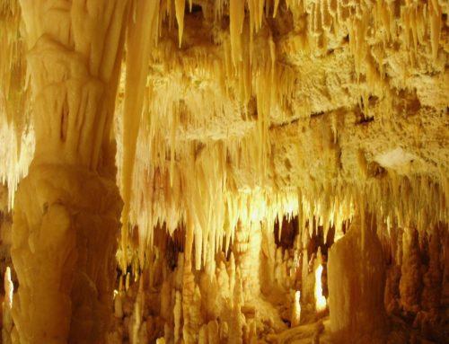L'escursione delle grotte