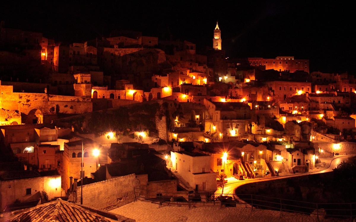 Matera: la città dei Sassi